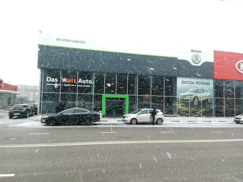 автосалон — Автосалон Favorit Motors Автопрага Skoda Восток — официальный дилер Skoda — Москва, фото №4