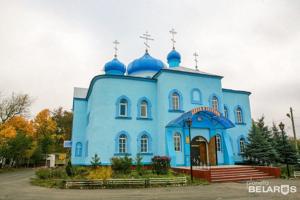 православный храм — Храм Казанской иконы Божией Матери — Калинковичи, фото №2