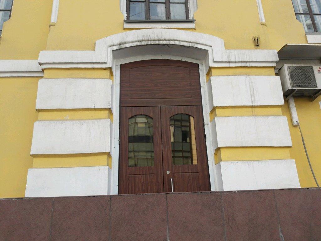 культурный центр — Дом офицеров — Москва, фото №1