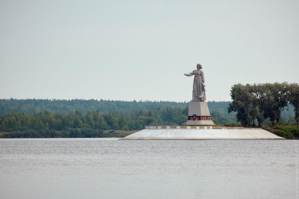 Памятники рыбинска фото и описание
