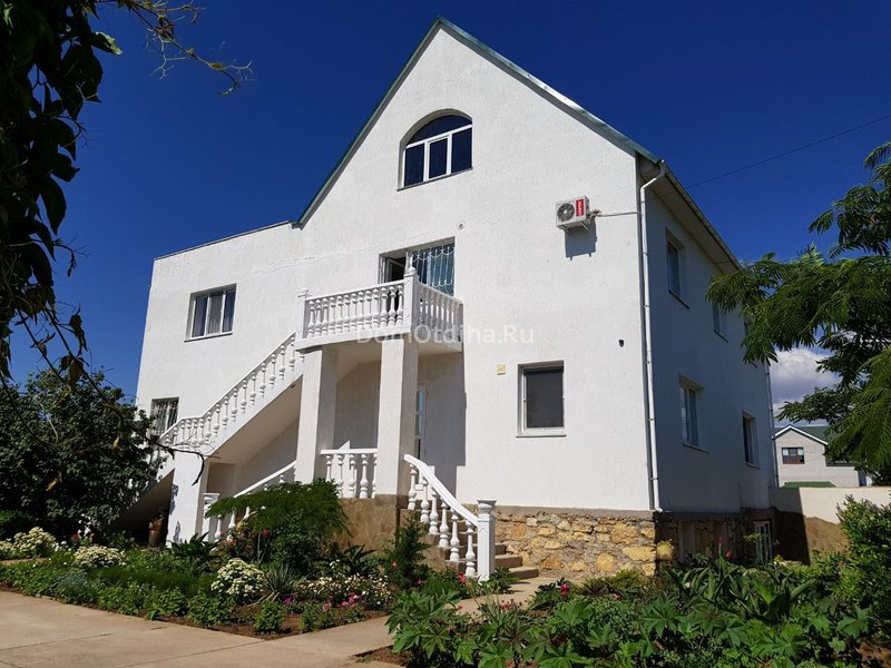 Гостевой дом Белый