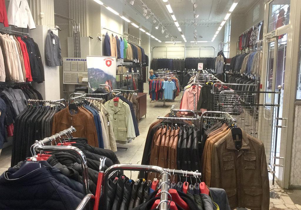 Магазин Мужской Одежды На Соколе