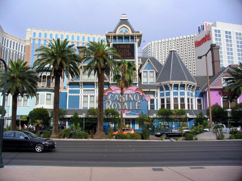 Best Western Plus Casino Royale - Center Strip