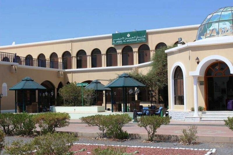 Jabal Akhdar Hotel