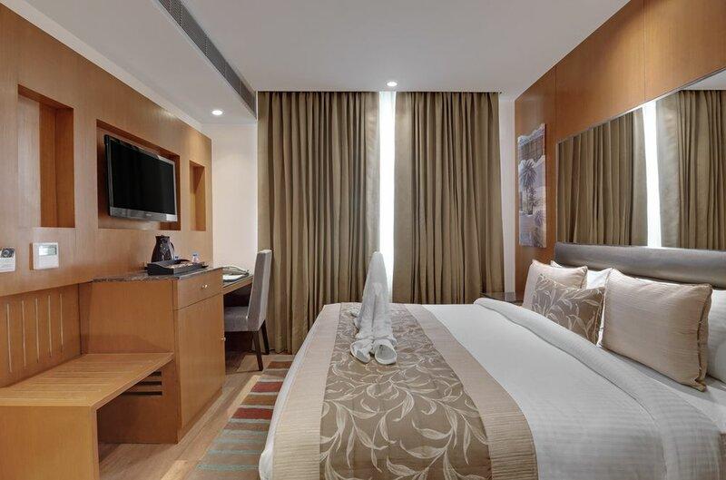 Beacon Hotel Nirman Vihar New Delhi