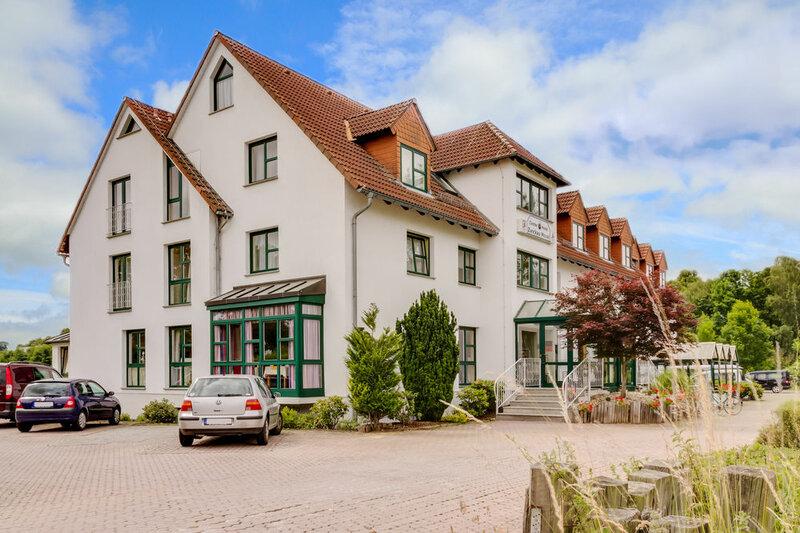 Hotel Garni Zwickau Mosel