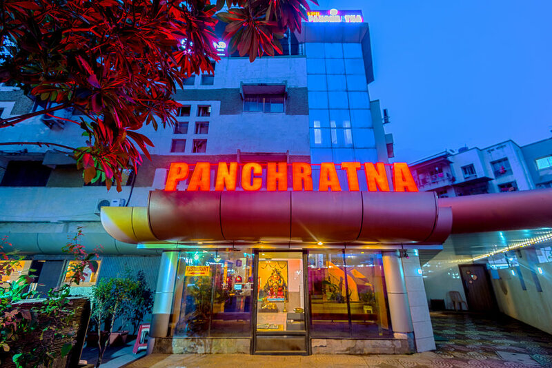 Hotel Panchratna Panvel