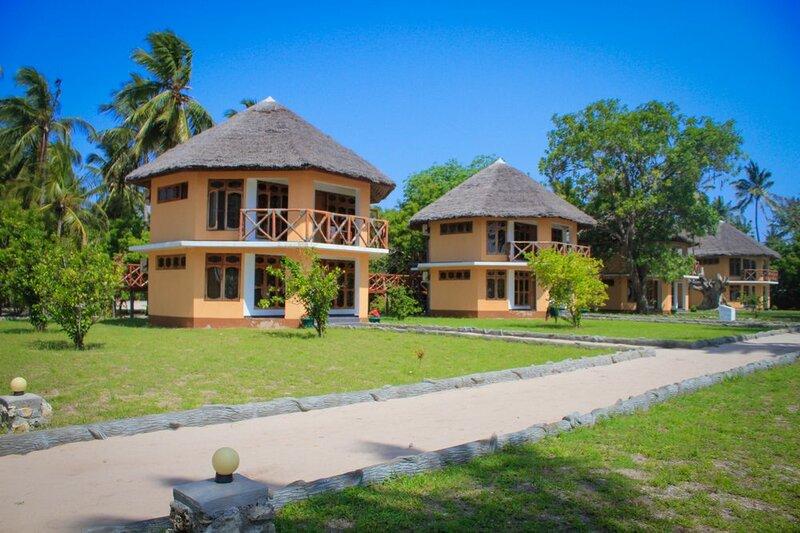 Saadani Park Hotel Kendwa