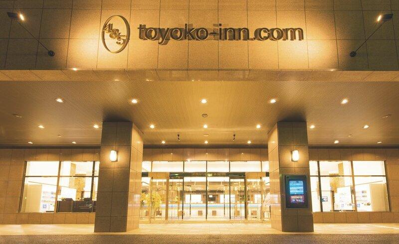 Toyoko Inn Nagoya Meieki Minami