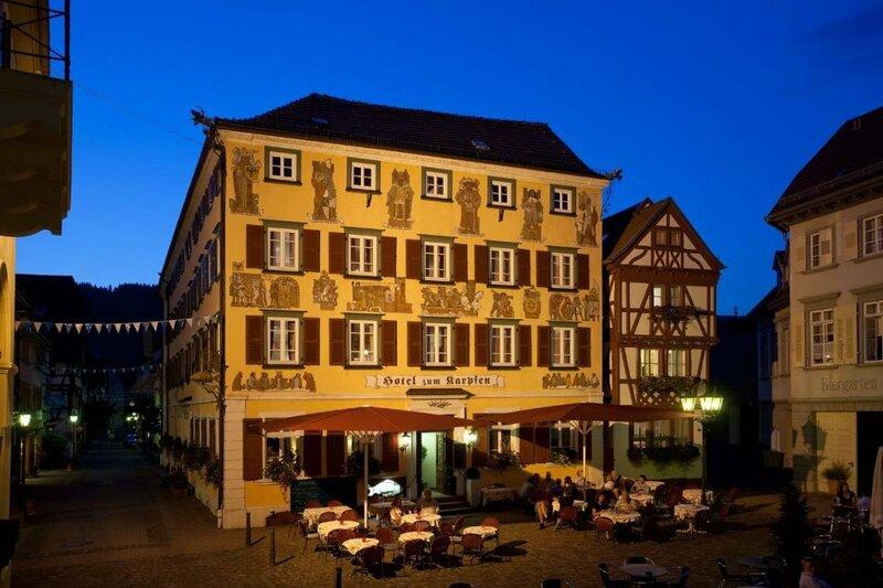 Hotel Karpfen Eberbach
