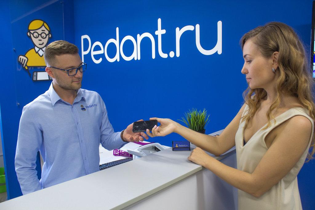 Pedant.ru, ремонт телефонов
