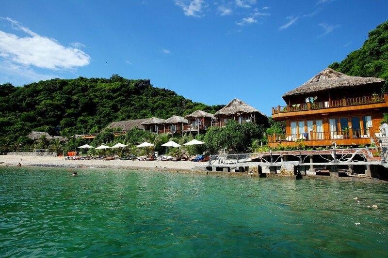 Monkey Island Resort Cat Ba