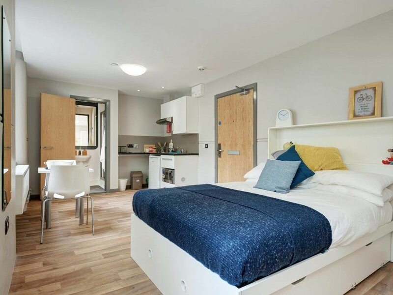 John Bell House- City Centre Campus Accommodation