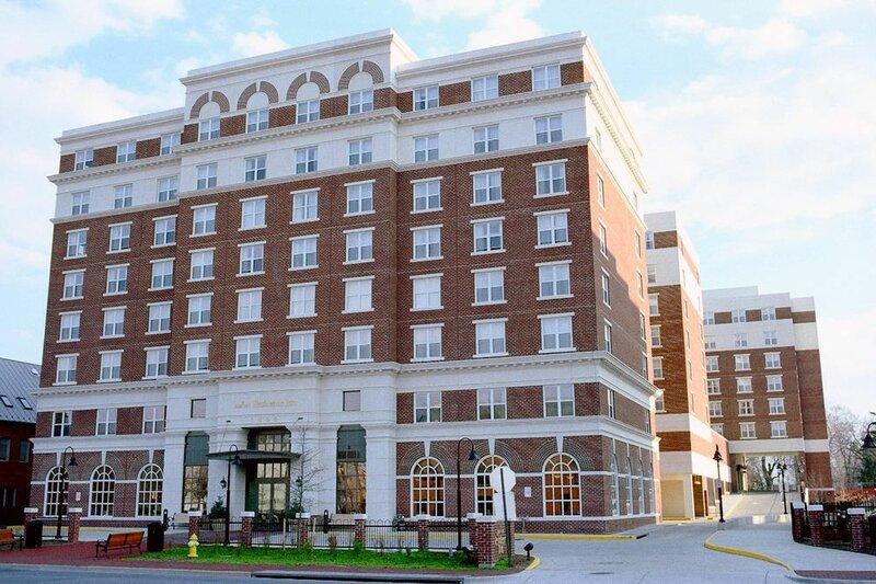 Residence Inn by Marriott Alexandria Old Town Duke Street
