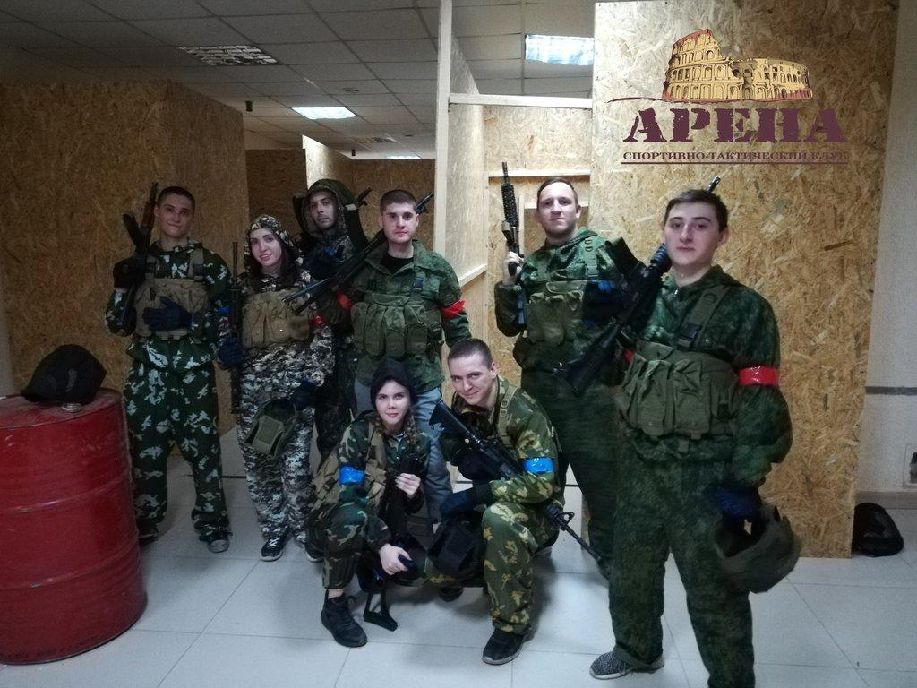 страйкбол — Арена — Красноярск, фото №2