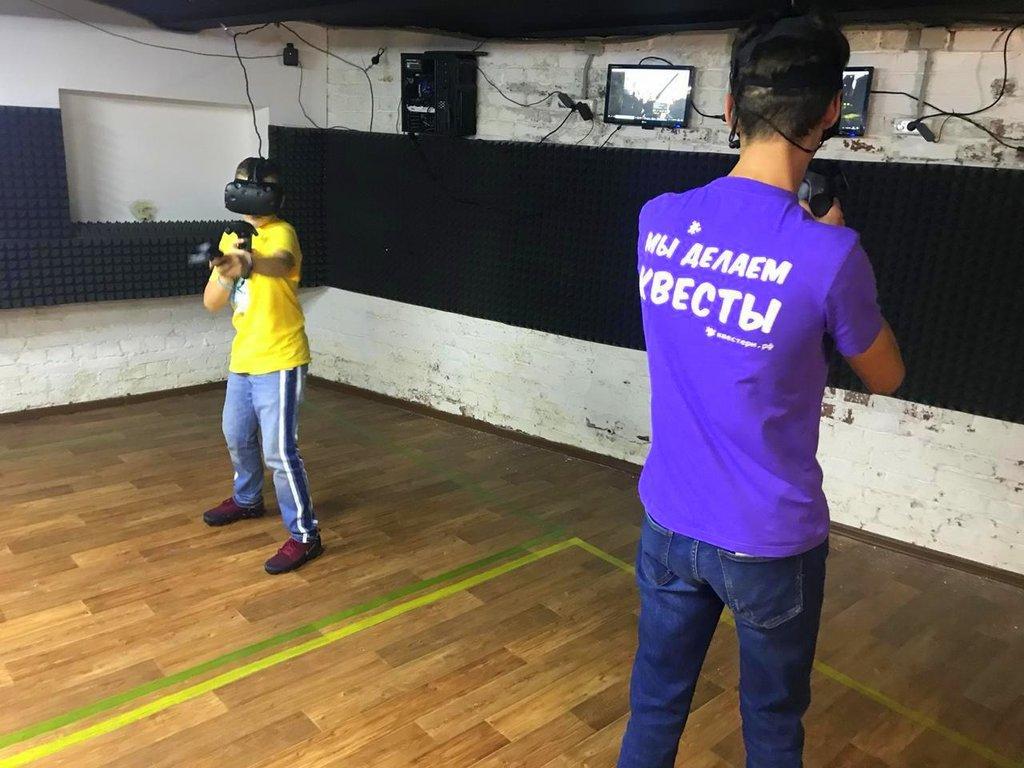клуб виртуальной реальности — Vr Fun club — Москва, фото №7
