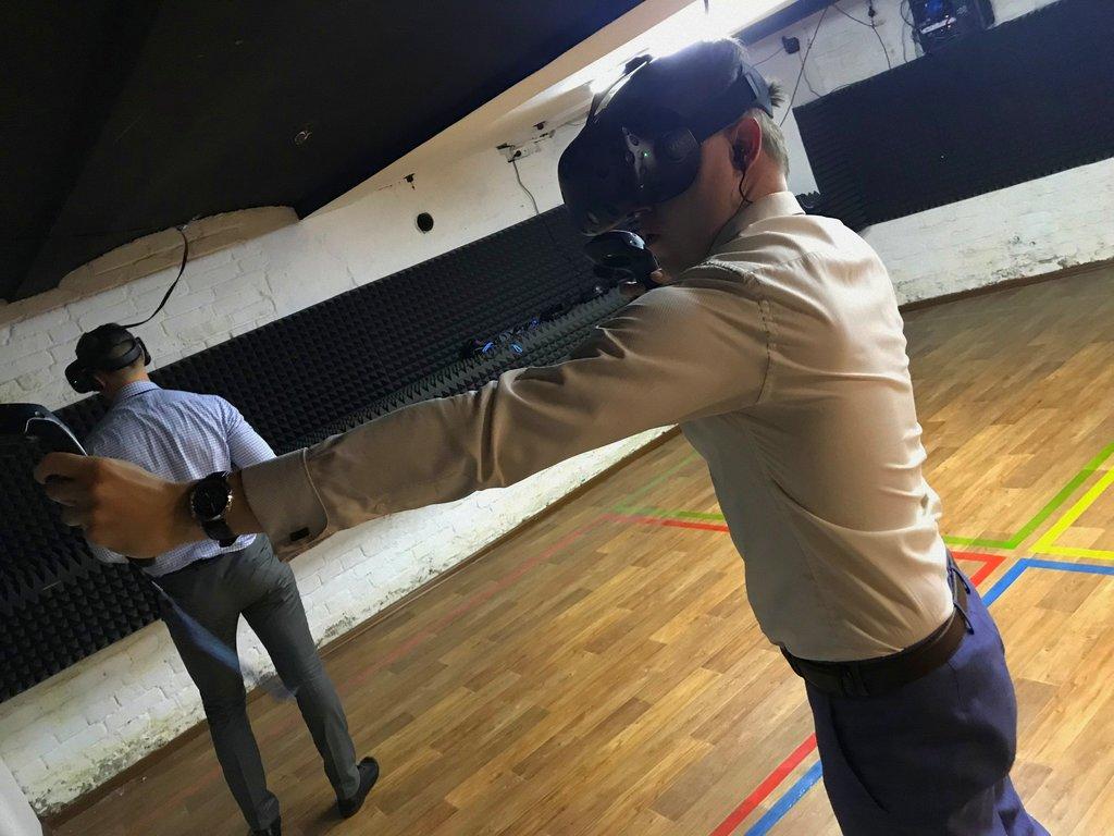 клуб виртуальной реальности — Vr Fun club — Москва, фото №1
