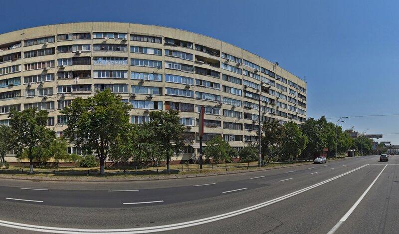 Хостел near Demiivska metro station