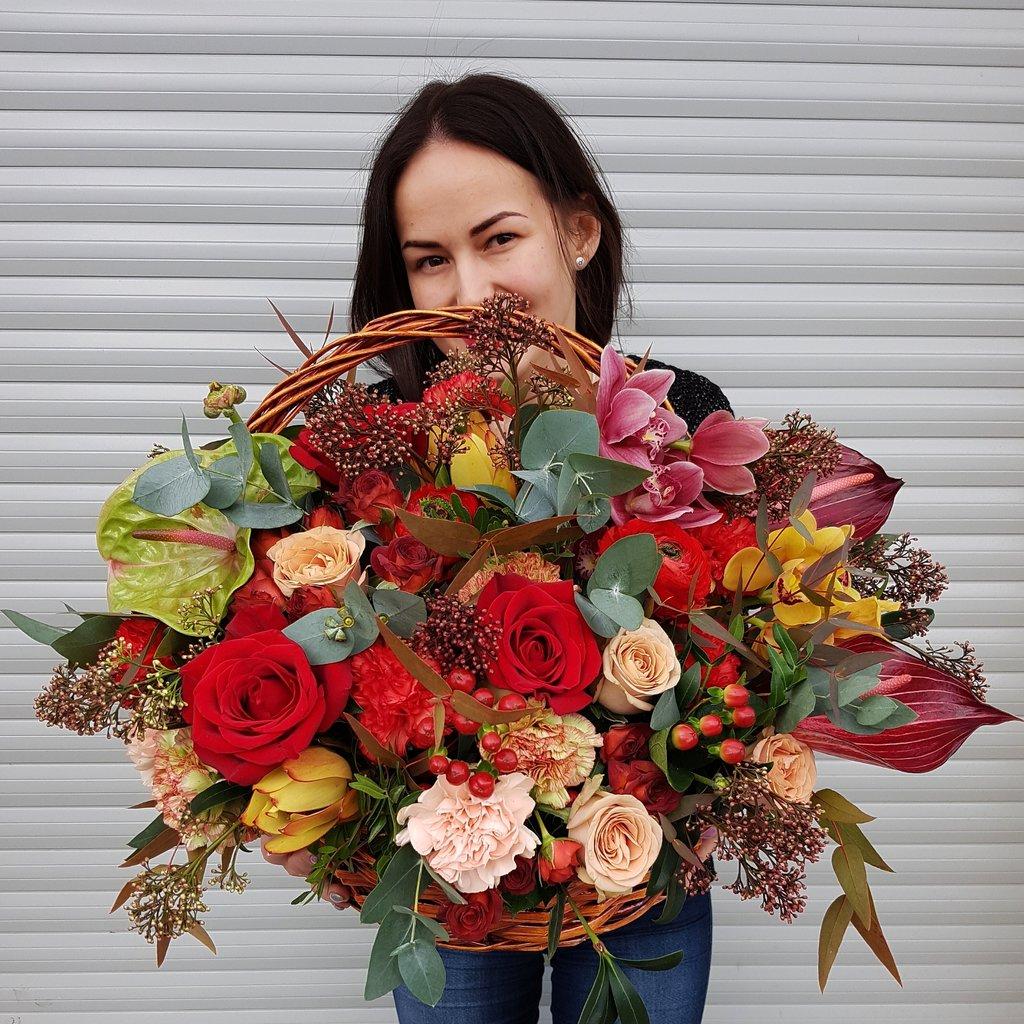 Чебоксары доставка цветов, букет
