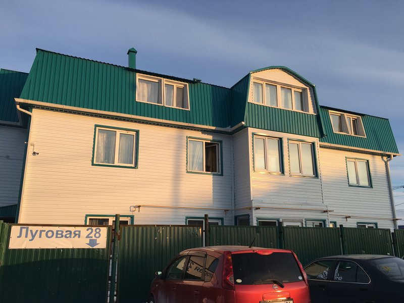 Гостевой дом на Луговой