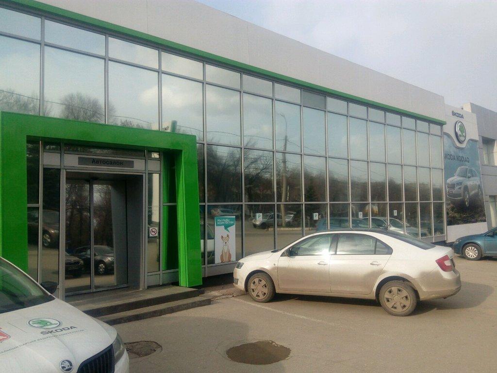 автосалон — SKODA, Автомир Богемия Самара — Самара, фото №7