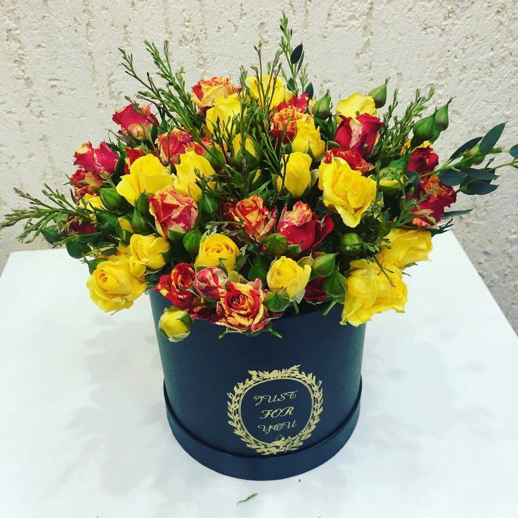 Подарить цветы омск