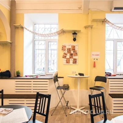 антикафе — Котофейня — Москва, фото №6