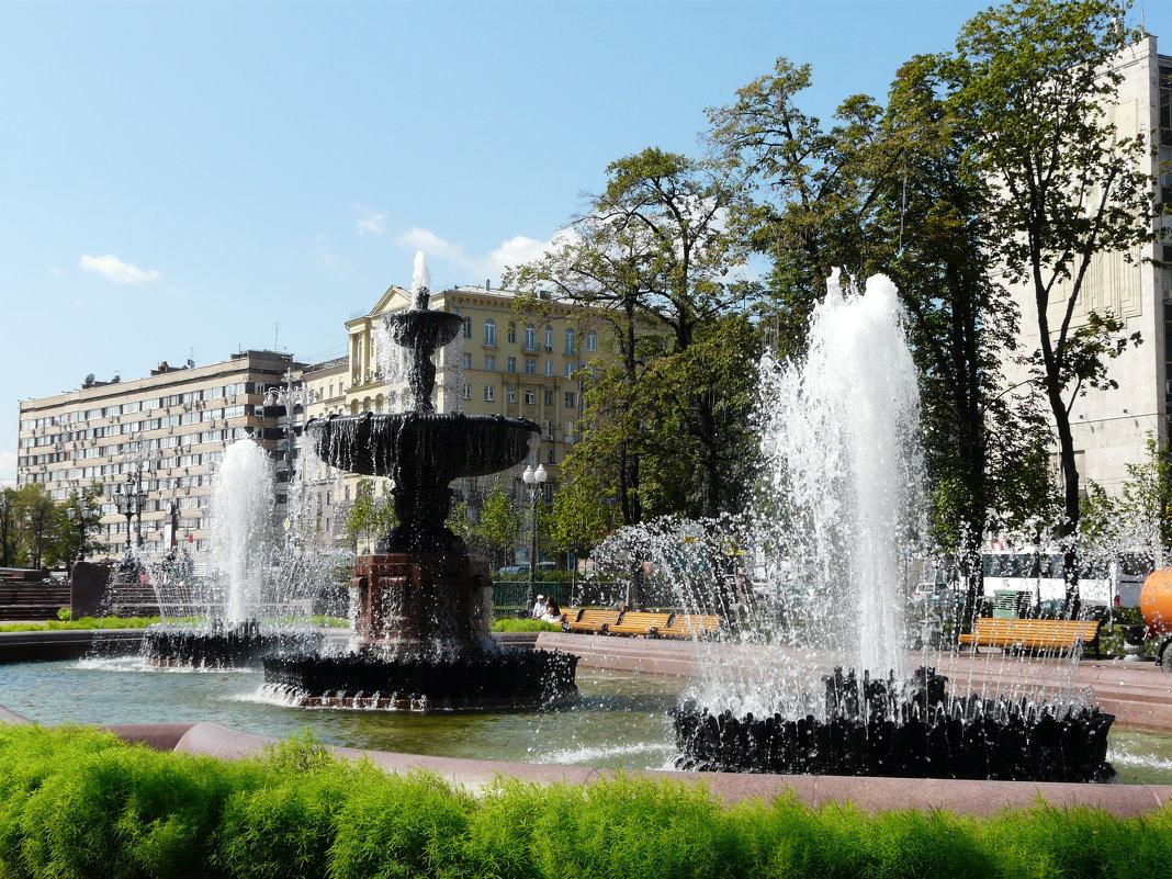 «Пушкинская площадь» фото 2