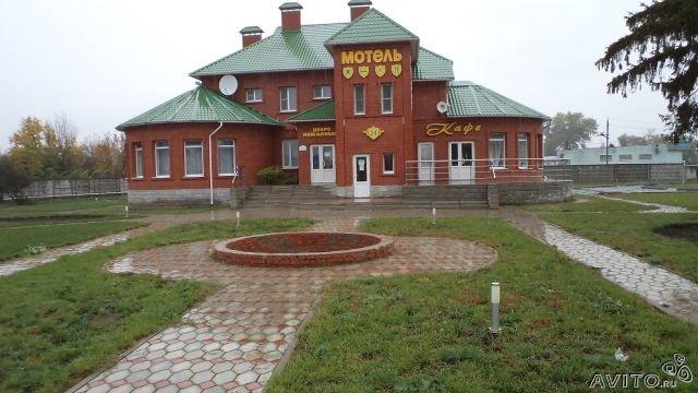 Мотель Корсакова Роща