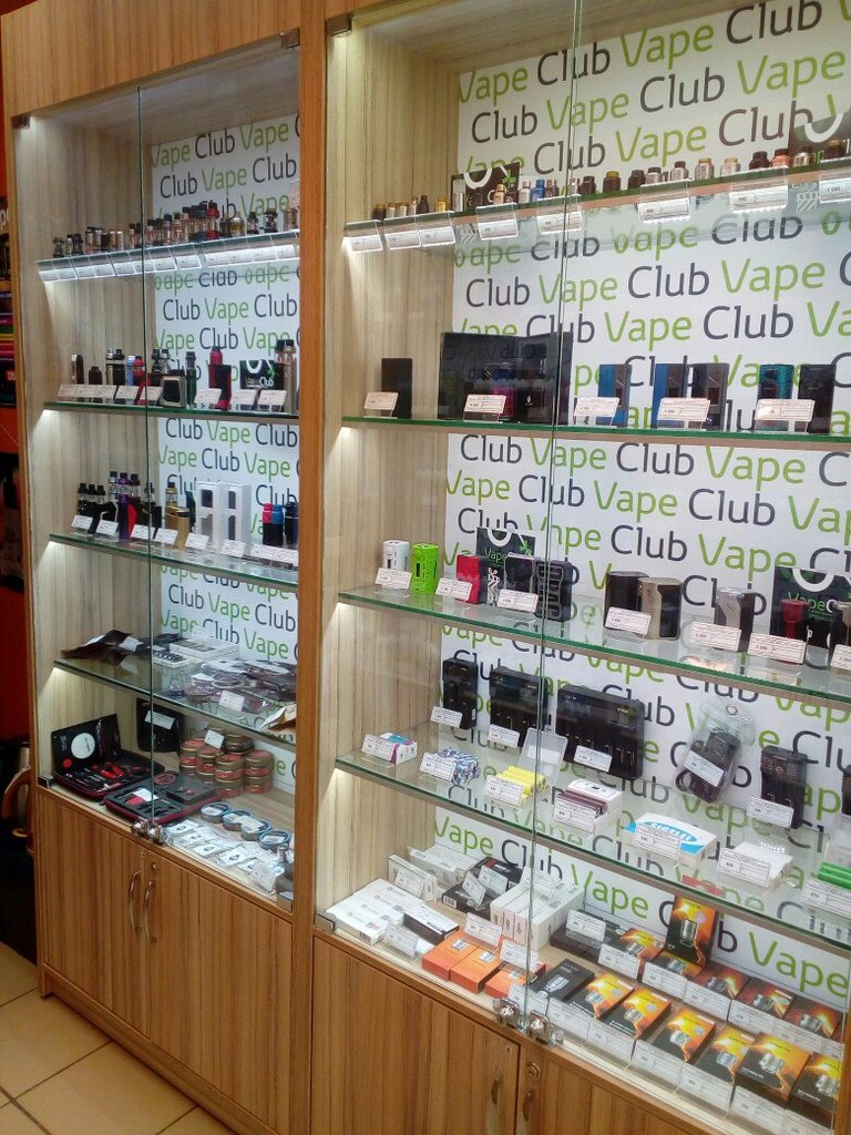 Vape Club, vape shop, Russia, Saint Petersburg, prospekt