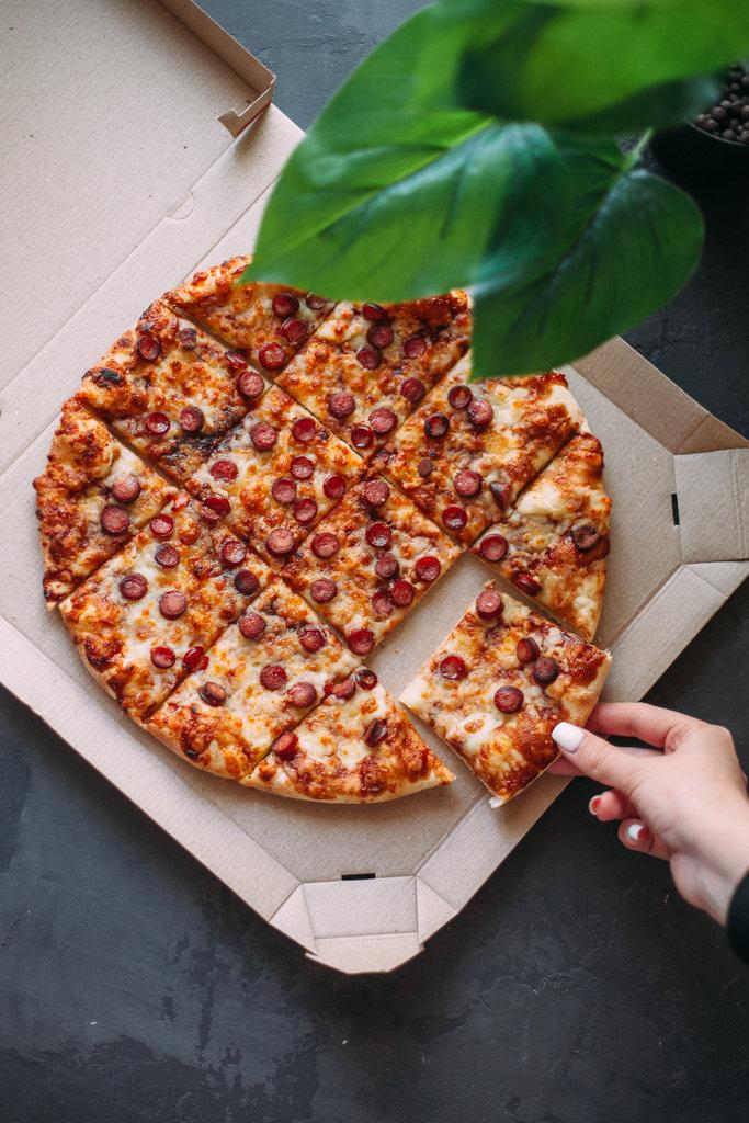 пиццерия — Pizza Planet — бесплатная доставка пиццы — Витебск, фото №1