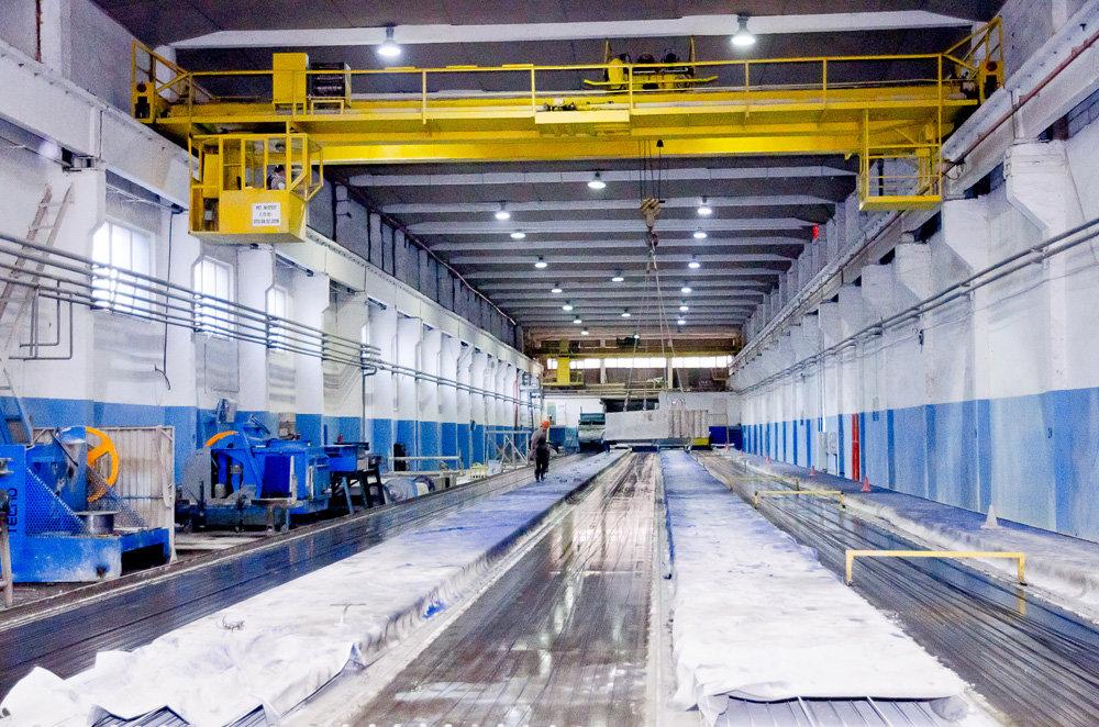 ЖБИ — Бокинский завод строительных конструкций — Тамбовская область, фото №1