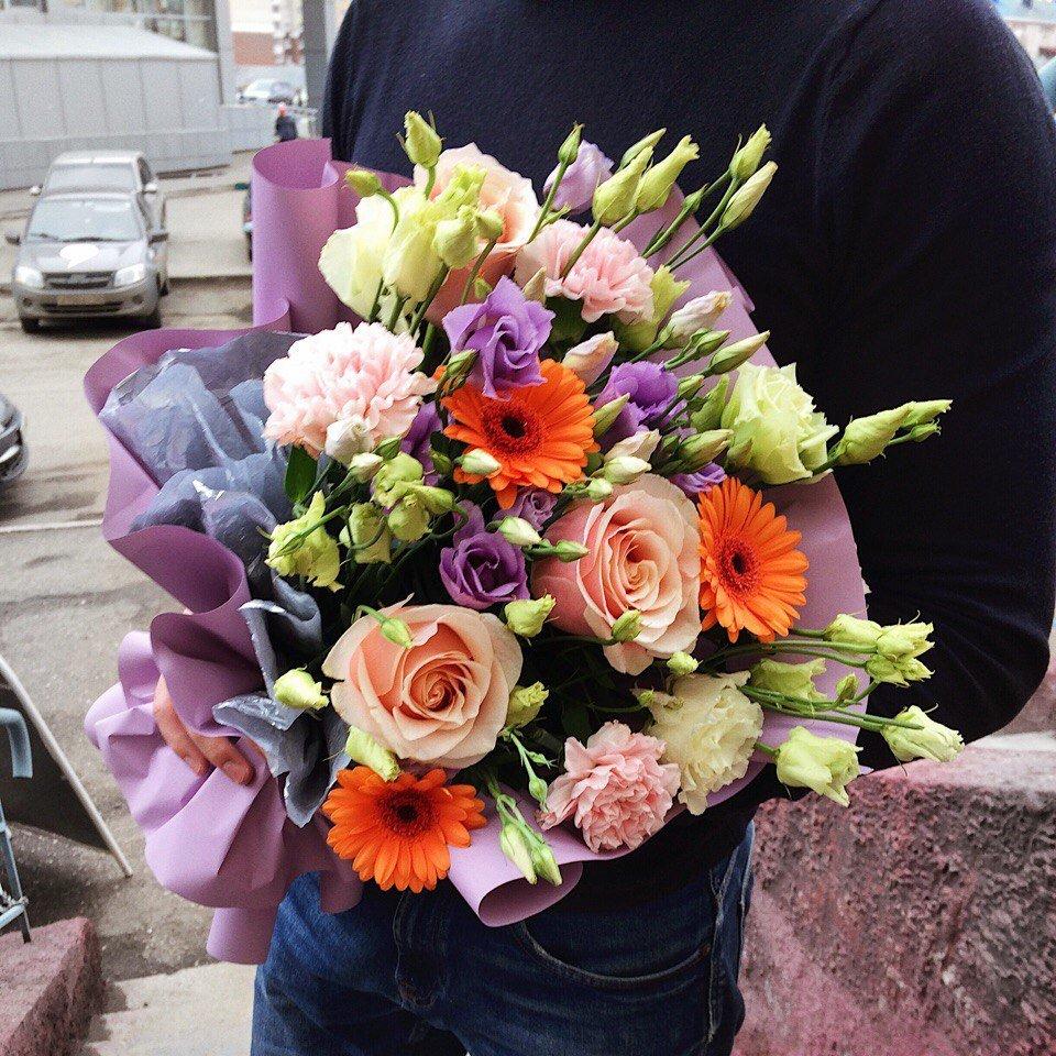 Красивые букеты оренбург заказать, цветов