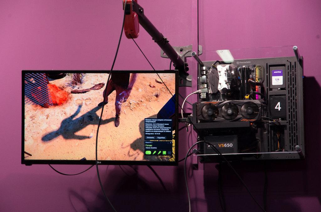 клуб виртуальной реальности — VRpoint — Москва, фото №8