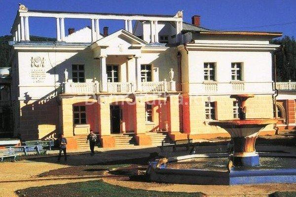 Магаданский областной санаторий Талая
