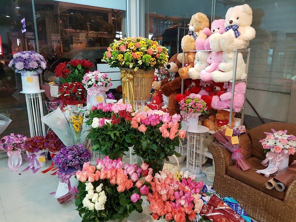 Паттайя купить букет цветов, цветы германии