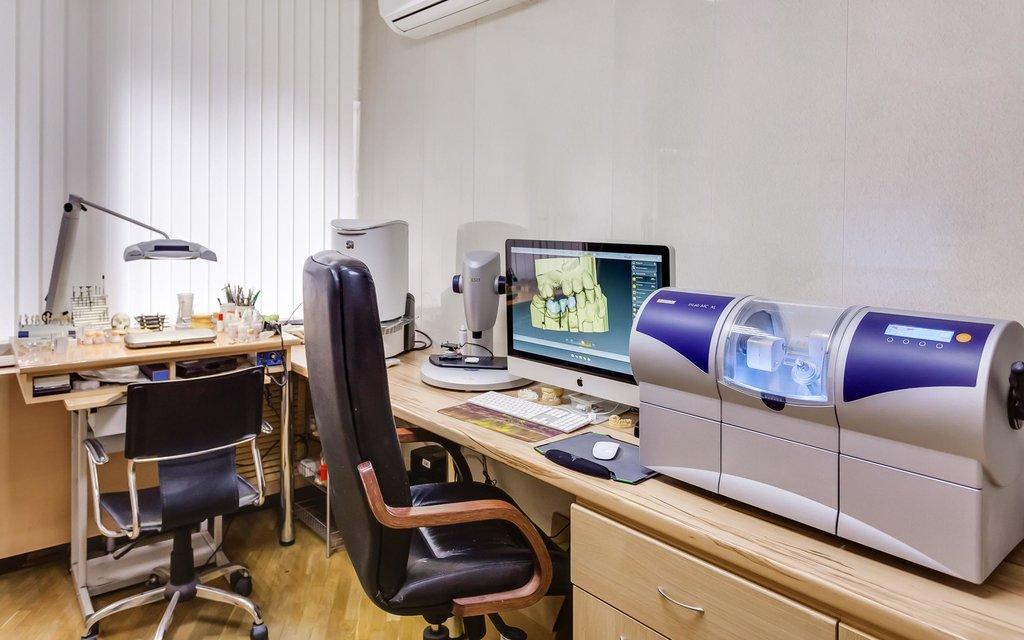 стоматологическая клиника — Стоматология Дента — Азов, фото №2