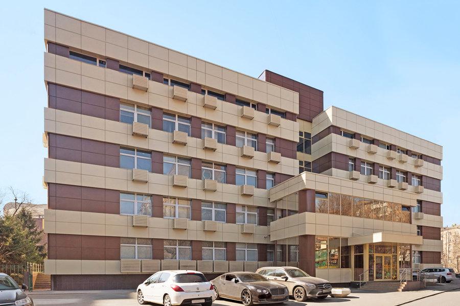 медцентр, клиника — Центральная поликлиника Литфонда — Москва, фото №1