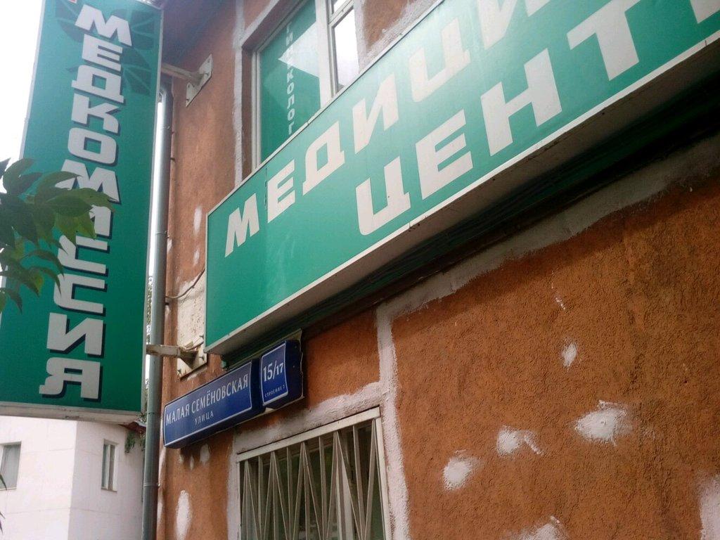 медцентр, клиника — Ситимед — Москва, фото №1