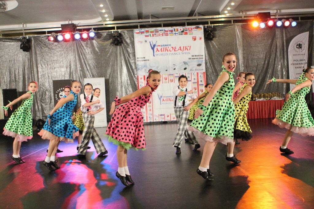 школа танцев — Спортивно - танцевальный клуб Пантера — Москва, фото №1