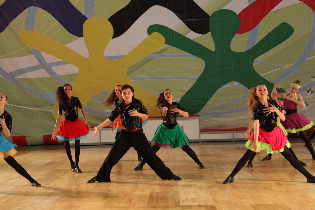 школа танцев — Спортивно - танцевальный клуб Пантера — Москва, фото №10