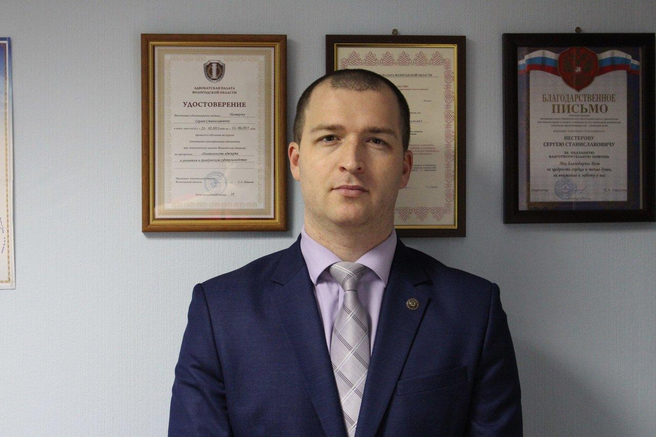адвокат воронин череповец