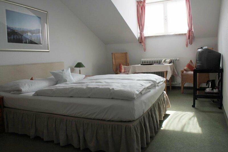 Burgdacherl Hotel Garni - Gästehaus