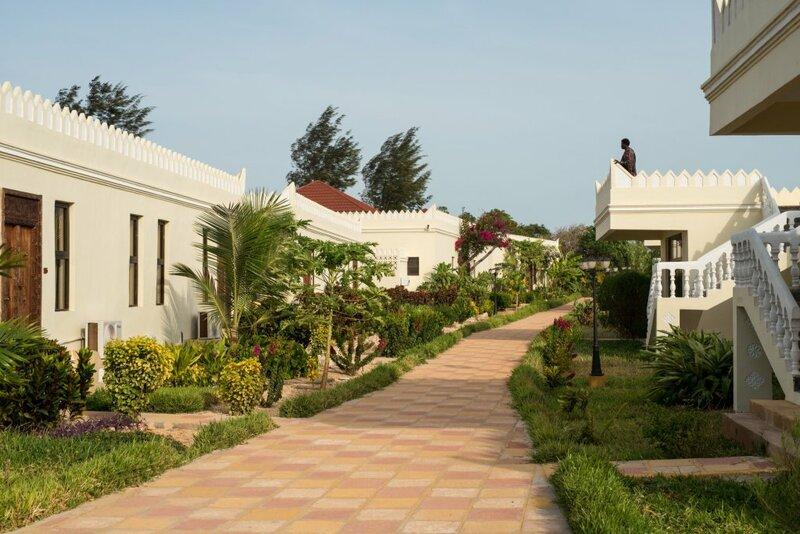Отель Moja Tuu – The Luxury Villas & Nature Retreat