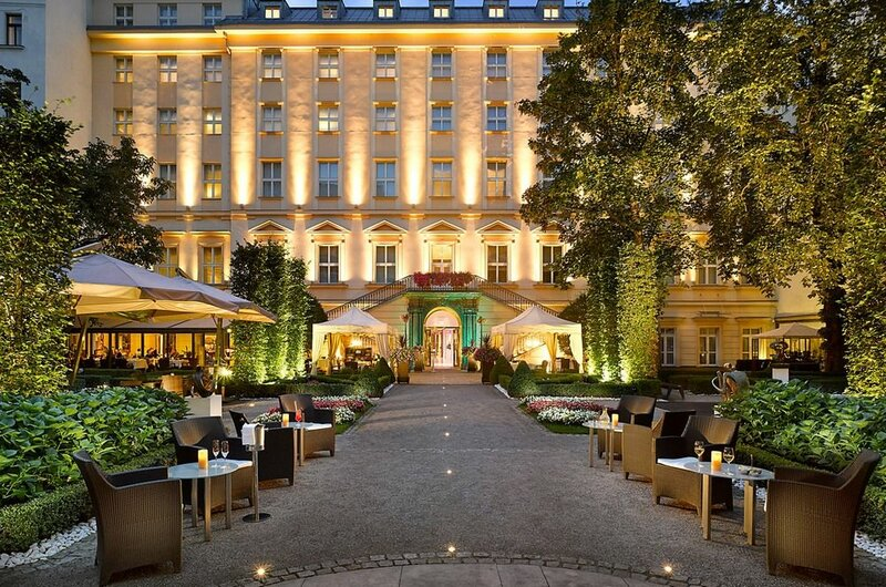 The Grand Mark Prague - The Leading Hotels of the World