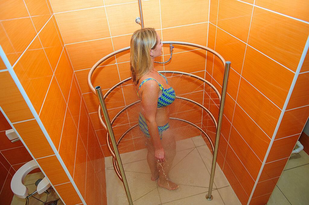 циркулярный душ фото должна быть