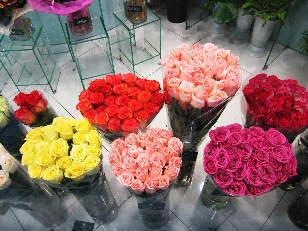 Где заказать цветы Алматы