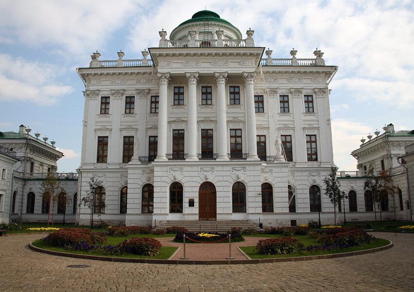 музей — Дом Пашкова — Москва, фото №3