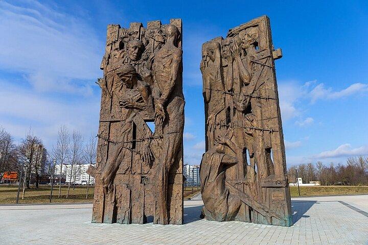памятник, мемориал — Мемориальный комплекс Тростенец — Минск, фото №1