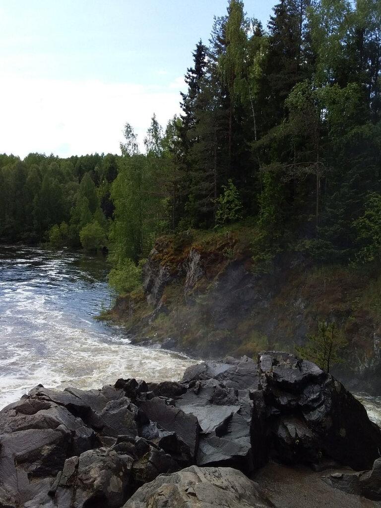 waterfall — Кивач — undefined, фото №4